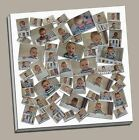 FANTASTIC PERSONALISED PHOTO COLLAGE PICTURE CUSTOMISED PRINT FREE DESIGN