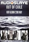 AUDIOSLAVE Out Of Exile PHOTO Print POSTER Rage Against The Machine Soundgarden