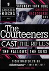 THE COURTEENERS Chester Rocks 2012 PHOTO Print POSTER Cast Concrete Love 004