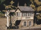 Ratio 500. GWR Signal Box - Plastic Kit (00)