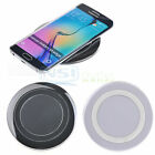 For Samsung Galaxy S6/S6 Edge Qi Wireless Charger Charging Pad New