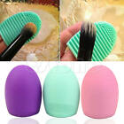 HOT Cleaning Cosmetic Makeup Brush Tool Silicone Foundation Cleaner Finger Glove