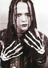 WEDNESDAY 13 Monsters of the Universe PHOTO Print POSTER Murderdolls FDQ 001