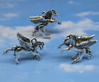 Free ship 10/30/60pcs retro style Lovely pegasus alloy charms pendant 22 x 29mm