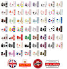 16x Self-adhesive Nail Polish Foils Decals Stickers Nail Art Wrap Patch Manicure