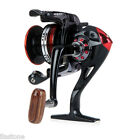 12+1BB Ball 5.2:1 Bearing Aluminum Fish Spinning Spool Reel LK3000 High Speed
