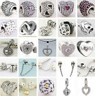 925 Sterling Silver Jaime Loves Bead fit European Bead Charms Bracelets
