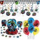 Marvel Avengers Assemble Birthday Party Decoration Balloons Banner Confetti