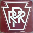 RPR Pennyslvania Railroad Train Rail Rustic/Vintage Mummert Metal Sign