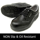 Women Safety Work Shoes Steel Toe Cap work oil resistant Non-Slip Made in Korea