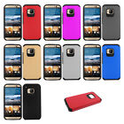 Durable Slim Hybrid Dual Color Layer Phone Case Cover Protector for HTC One M9