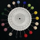 Wholesale Retail Rhinestone Muslim Hijab Pins Islamic Scarf Pins Arab Shawls Pin