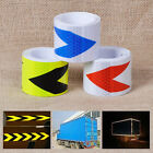 "3M Reflective Safety Caution Warning Conspicuity Tape Film Sticker Arrow 2""X10"""