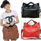 New Designer Women Satchel Tote Hobo Bag Messenger PU leather Shoulder Handbag