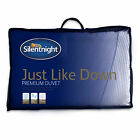 Silentnight Just Like Down Duvet / Quilt - 10.5 Tog - Single Double or King