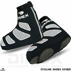 Cycling Shoe Cover Waterproof Windproof Neoprene Outdoor Bicycle Overshoe Black