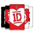 OFFICIAL 1D LOVE 1D HARD BACK CASE FOR SAMSUNG GALAXY TAB S 8.4 LTE T705