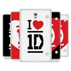 OFFICIAL 1D I LOVE ONE DIRECTION GEL CASE FOR SAMSUNG GALAXY TAB S 8.4 LTE T705