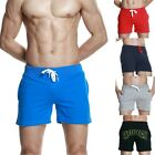 Brand new Men's Running Cotton shorts casual summer beach Small shorts 5 Colors