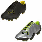 UNDER ARMOUR MENS BLUR PRO FG FOOTBALL BOOTS - NEW SPORTS SOCCER RUGBY CLEATS UA