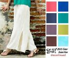 OH MY GAUZE Cotton WideLeg KATE Slit Pants 1(S/M/L) 2(XL/1X/2X) 2015 DISC COLORS
