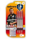 Gary Anderson Bullet Stainless Steel, Steel Tip Darts by Unicorn