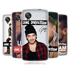 OFFICIAL ONE DIRECTION LIAM PAYNE PHOTO SOFT GEL CASE FOR LG GOOGLE NEXUS 5 D821
