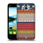 HEAD CASE DESIGNS KNITTED CHRISTMAS HARD BACK CASE FOR XIAOMI MI 2S