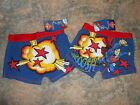Boys Superman Boxer Shorts - Sizes between 7-8 Years up to 13 Years