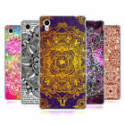 HEAD CASE MANDALA DOODLES SOFT GEL CASE FOR SONY XPERIA M4 AQUA