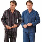Mens Champion Kingston Brushed Cotton Pyjama Set Sizes S up to 3XL Winceyette