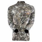 Sitka Gear 10037-EV Men's CORE Midweight Mock Optifade Elevated II Shirt