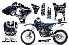 AMR Racing Graphic Decal Sticker Kit Yamaha WR 250/450 F Wrap 03-04 Parts SSSH U