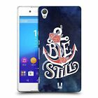 HEAD CASE DESIGNS ANCHORED HARD BACK CASE FOR SONY XPERIA Z3 PLUS