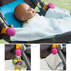2PCS Multi-Purpose Portable Baby Kids Toddler Stroller Blanket Trolley Clip New
