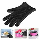 1pcs Silicone Oven Heat High Temperature Resistant Cooking Glove Grab Grip Pot