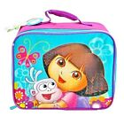 DORA THE EXPLORER Nicelodeon Butterfly Insulated Lunch Bag - FREE STD. Shipping