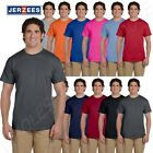 Jerzees Men's Short Sleeve 100% Cotton T-Shirt S-XL R-363