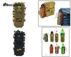 1X Looyoo 1050D 500ml-2L Tactical Belt Molle Canteen Water Bottle Pouch Cover A