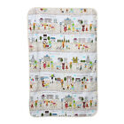 New Portable Baby Nappy Diaper Changing Mat Compact Foldable Washable Mat 60*90