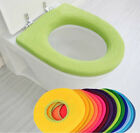 INUS Soft Closestool Washable Lid Top Cover Bathroom Warmer Toilet Seat Cloth