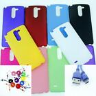 New Hard Case Cover + USB Sync Data Cable Charger For LG G3 D690 Stylus