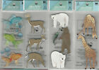 U CHOOSE  Jolee's by You GOLDFISH DEER BEAR GIRAFFE small 3D Stickers animals