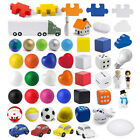 10 x Anti Stress Reliever Ball ADHD Autism Mood Squeeze Stressball Exercise Xmas günstig
