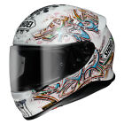 Shoei NXR Helmet GRAFFITI TC-6 Road Motorcycle Full Face 2015
