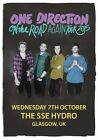 ONE DIRECTION Glasgow The SSE Hydro - 7th October 2015 PHOTO Print POSTER CD 042