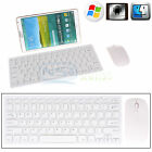 2.4G RF Wireless Keyboard and Optical Mouse Mice Combo for Desktop PC Tablet
