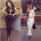 Women  Cute Bandage Bodycon Evening Sexy Party Cocktail Dress Jumpsuits Fancy