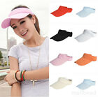 Fashion Summer Golf Tennis Sports Wide Brim Cap Adjustable Classic Mens Lady Hat