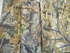 BULK Advantage camo camouflage T-SHIRT or 1x1 RIB KNIT cotton fabric 100 yds